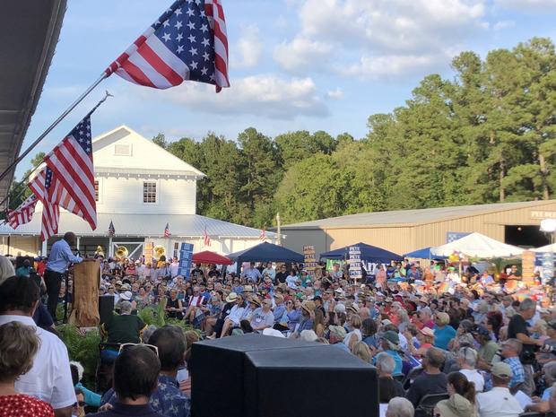 Biden, Buttigieg, Klobuchar and De Blasio court rural voters in South Carolina