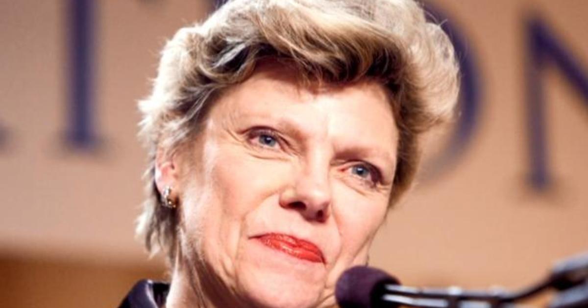Legendary journalist Cokie Roberts dead at 75