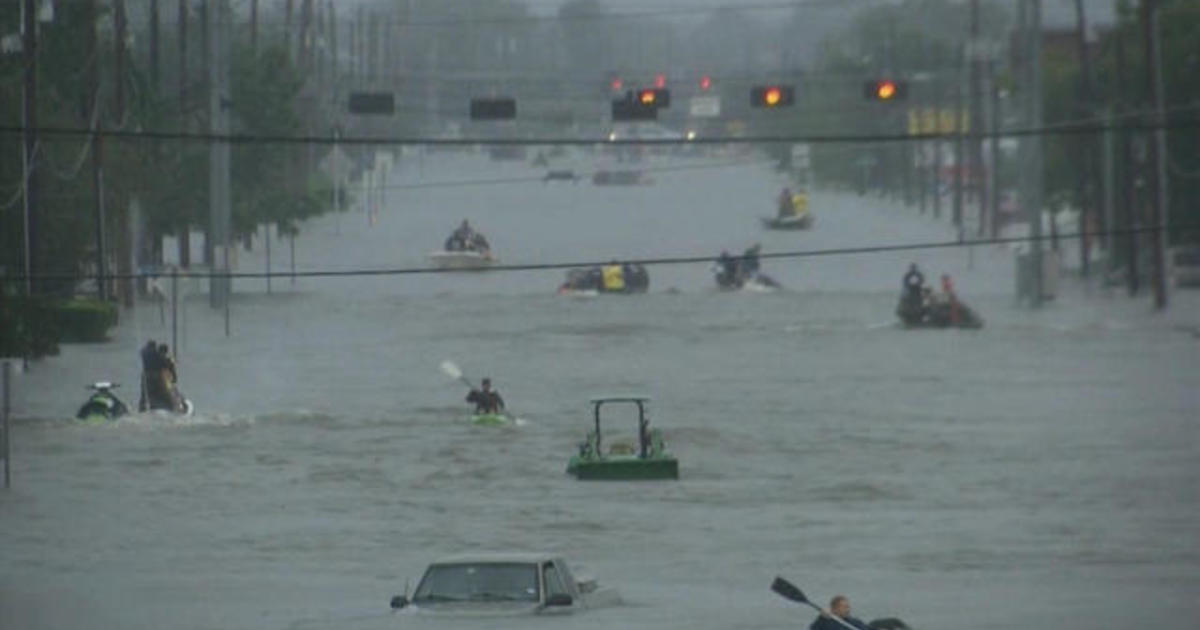 Eye Opener: Texas braces for life-threatening floods
