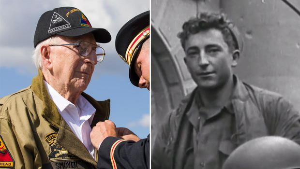"WWII ""Hero of Cologne"" awarded Bronze Star in surprise ceremony 75 years later"