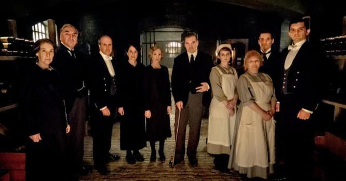 """Julian Fellowes on the """"Downton Abbey"""" movie: """"A logistical nightmare"""""""