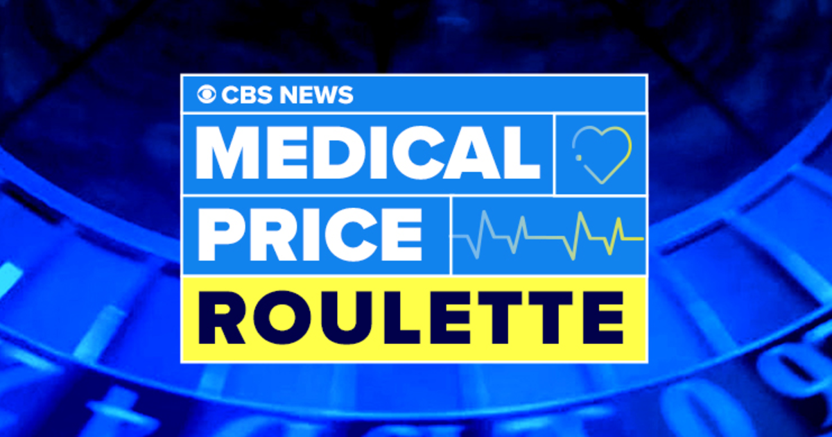 CBS News investigates lack of transparency in health care prices