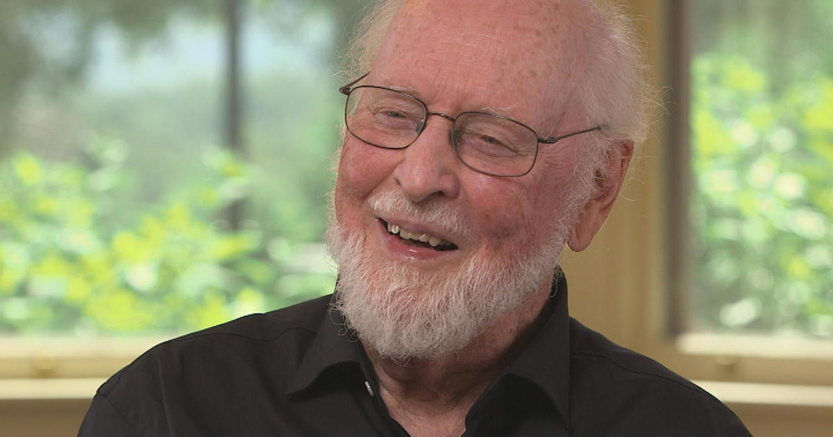 Preview: John Williams doesn't listen to his own music once the movies are done