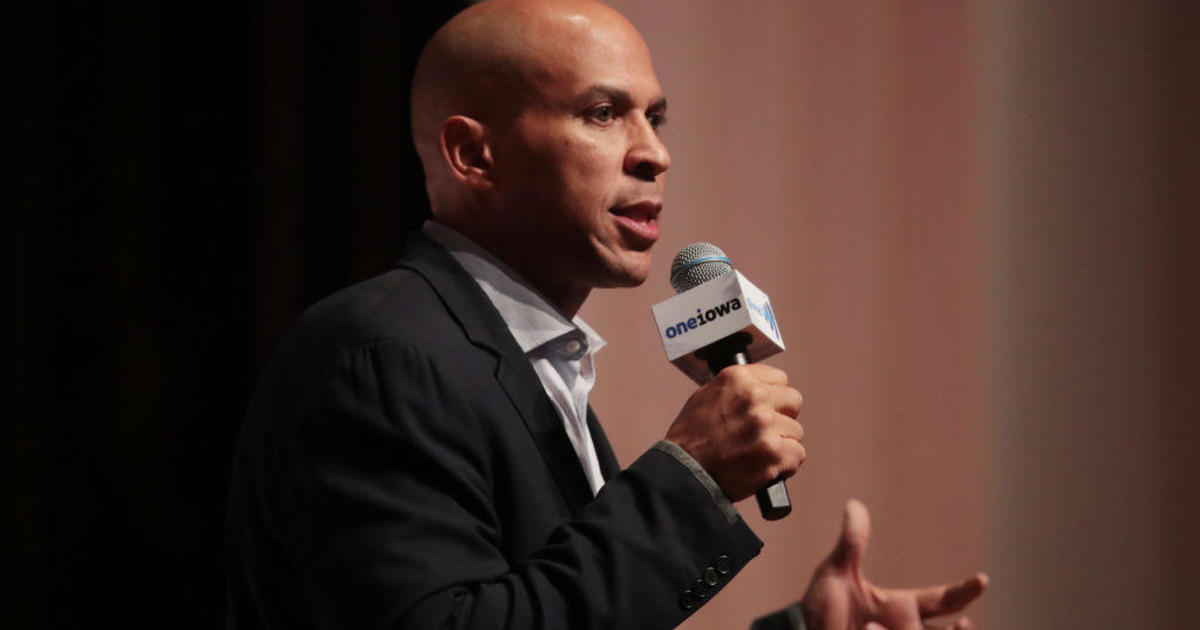 Booker warns lack of fundraising could end his 2020 campaign