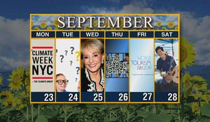 Week of September 23