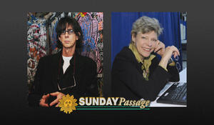 The Cars' Ric Ocasek and journalist Cokie Roberts
