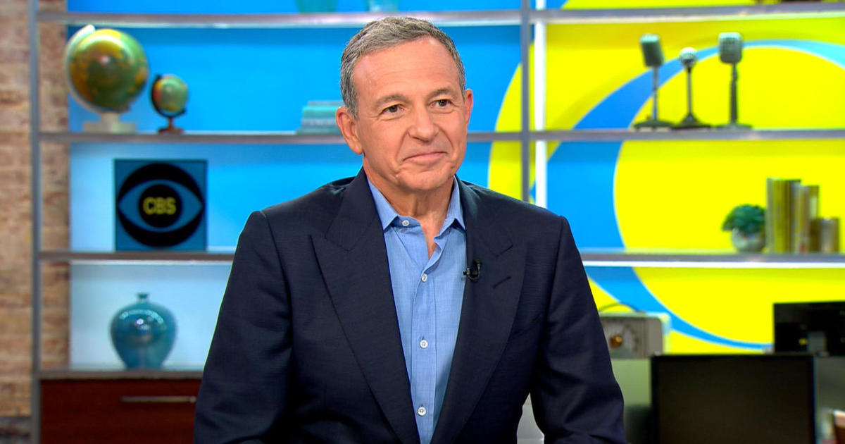 Bob Iger says content library will set Disney Plus apart from other streaming services