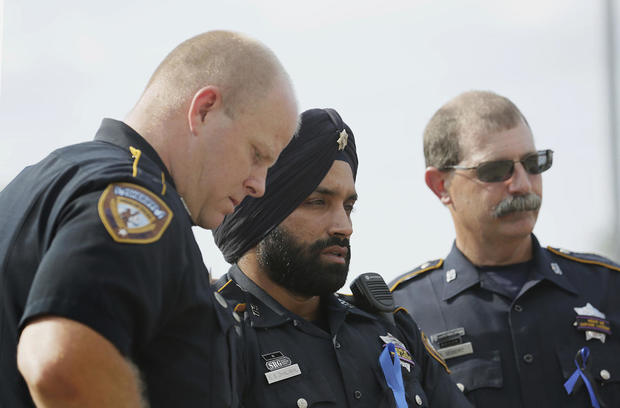 Deputy Slain Texas