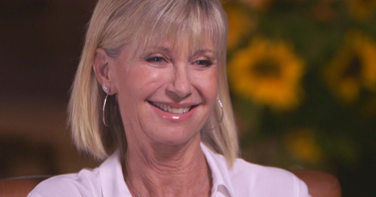 Olivia Newton-John on finding joy in a life with cancer