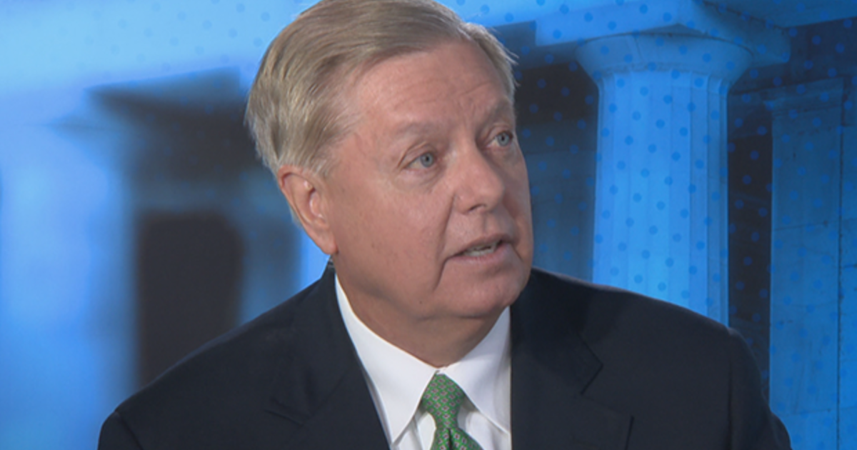 "Graham says House Democrats ""weaponizing"" impeachment: ""This whole thing is a crock"""