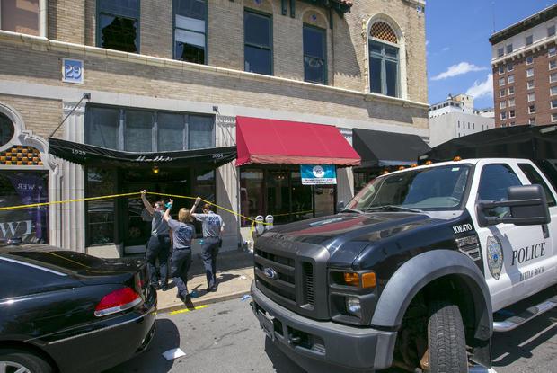 Dozens Injured In Arkansas Nightclub Shooting