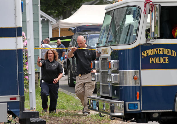 Police Discover Bodies In Springfield On Property Of Man Charged With Kidnapping