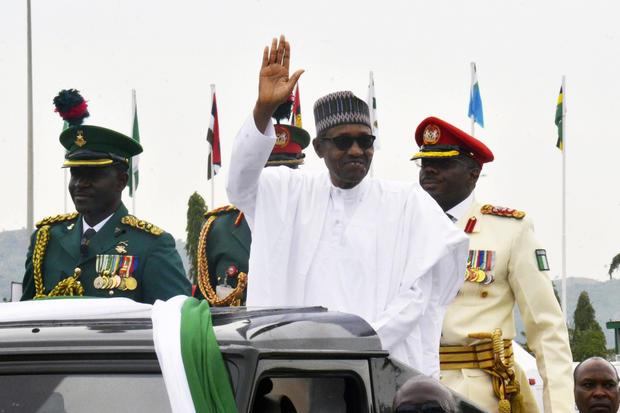 Nigeria Inauguration