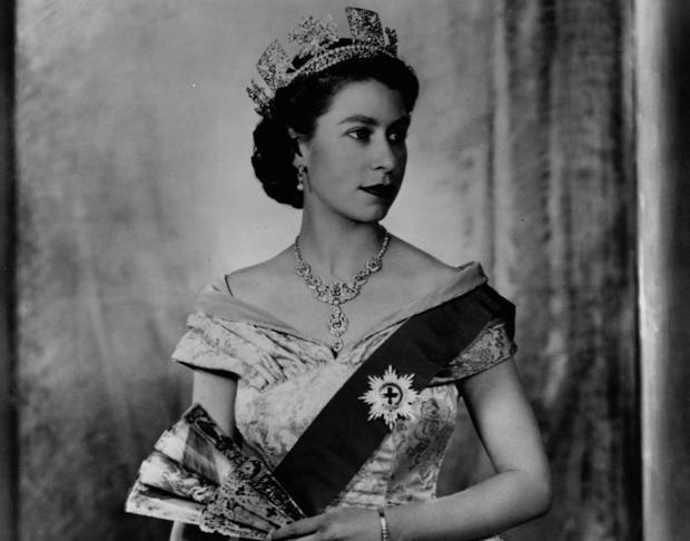 Elizabeth II, Queen of England