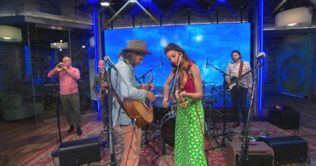 "Saturday Sessions: David Wax Museum performs ""Big Sur"""