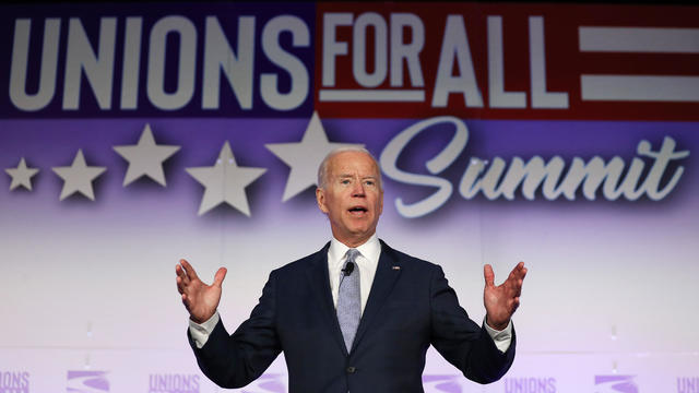 "Democratic Presidential Candidates Attend ""Union For All"" Summit In Los Angeles"