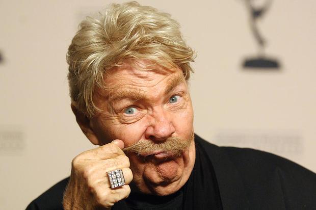 Rip Taylor, Flamboyant Television Comedian and Actor, Dies at 84