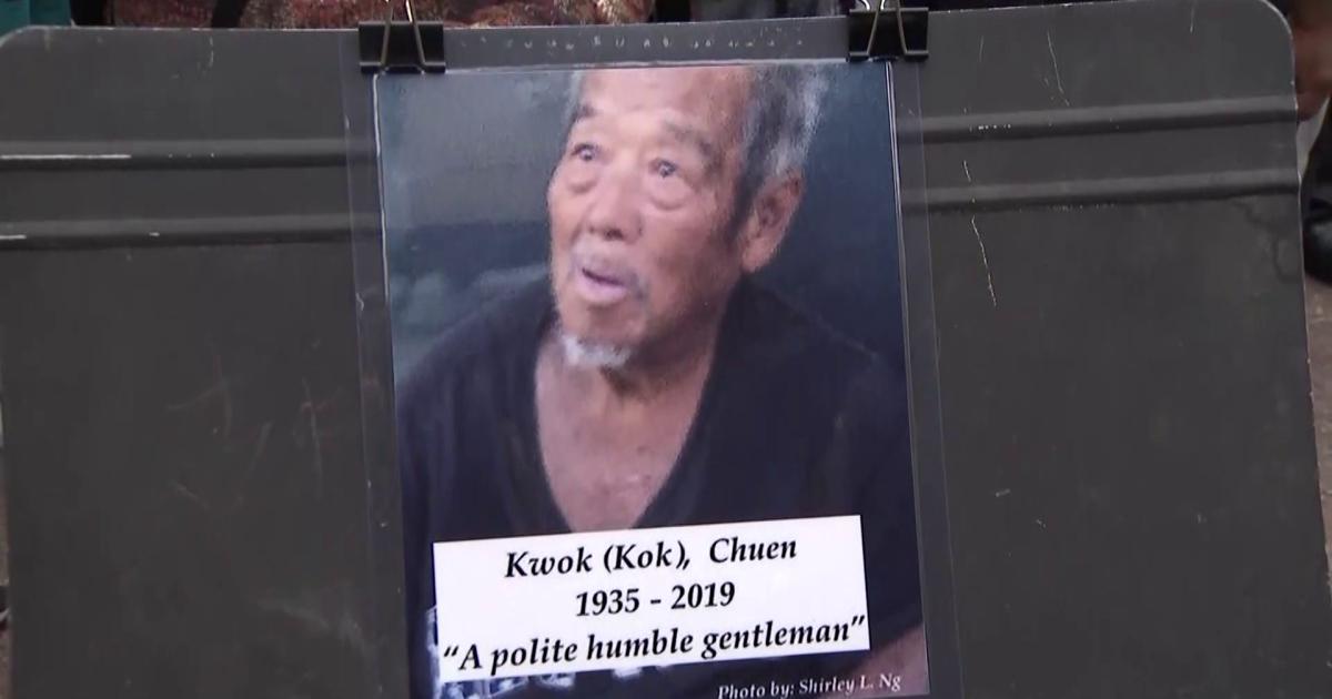 Vigil held for homeless men brutally beaten to death in New York City