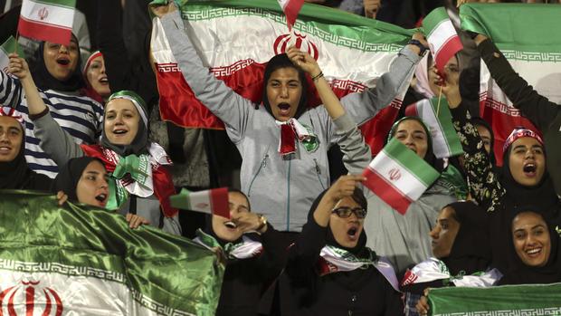 Iran Self Immolation