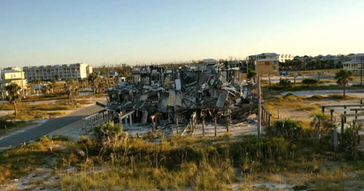"""One year after Hurricane Michael, it's a """"new normal"""" for Florida residents"""