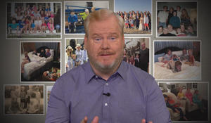 Jim Gaffigan on his in-laws
