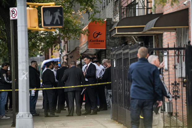 Brooklyn Shooting