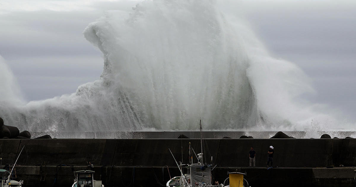 Japanese rescue crews continue search efforts in wake of Tropical Storm Hagibis