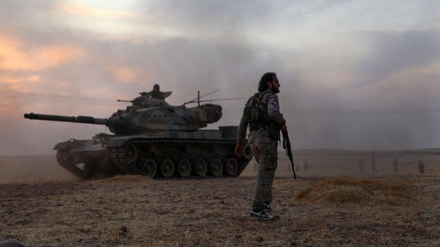 SYRIA-TURKEY-CONFLICT-KURDS
