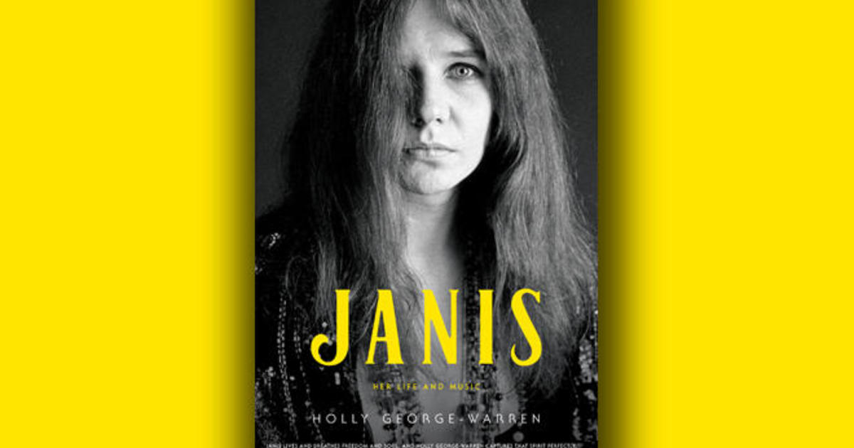 """Book excerpt: """"Janis: Her Life and Music"""""""