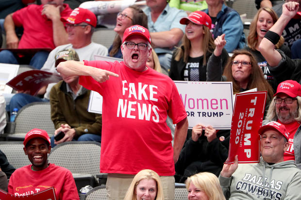 """Donald Trump Holds """"Keep America Great"""" Campaign Rally In Dallas"""