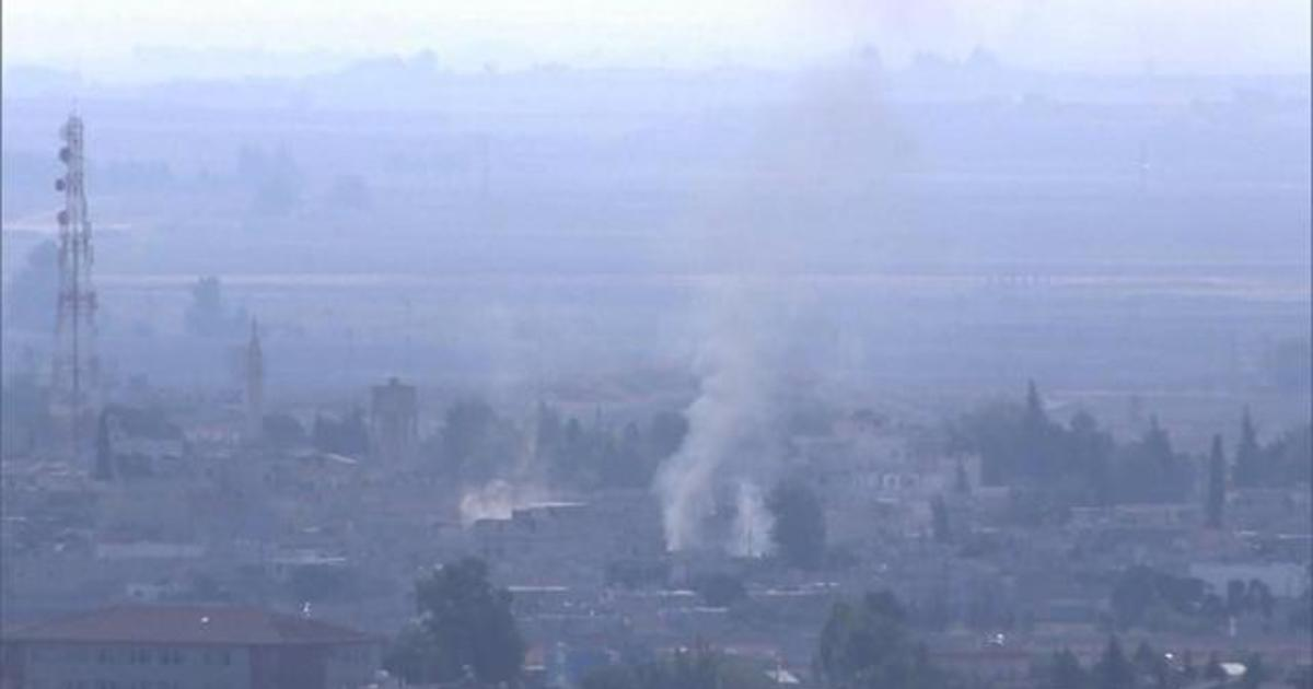 cbsnews.com - Fighting in Syria persists despite ceasefire, Turkish fighters accused of using white phosphorus
