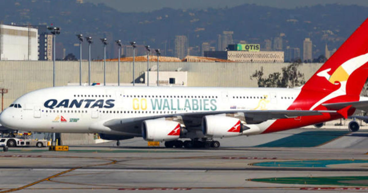 """Quantas Airlines' """"Project Sunrise"""" takes off as world's longest nonstop flight"""