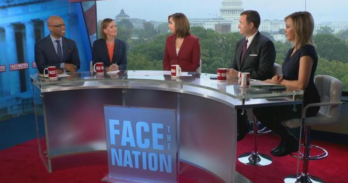 Face The Nation: Michael Morell, William Burns, Susan Davis, Jamal Simmons, Michael Steel, Paula Reid