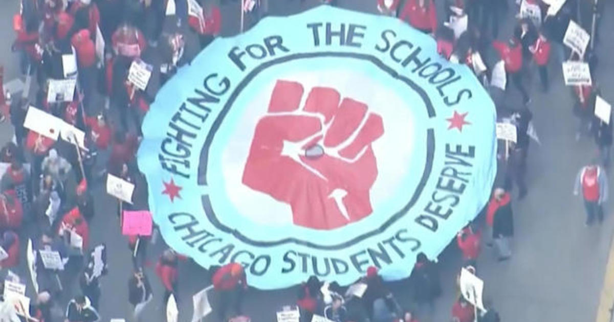 Chicago Public School teachers strike approach third day