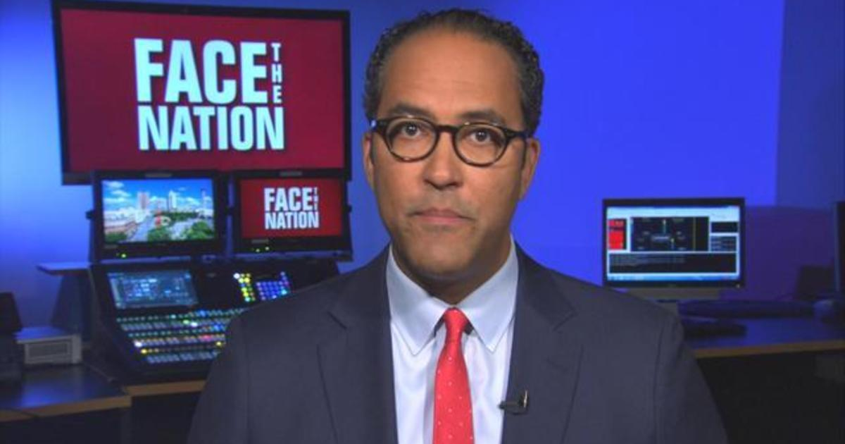 "Representative Will Hurd says House impeachment probe is an ""oversight investigation"""