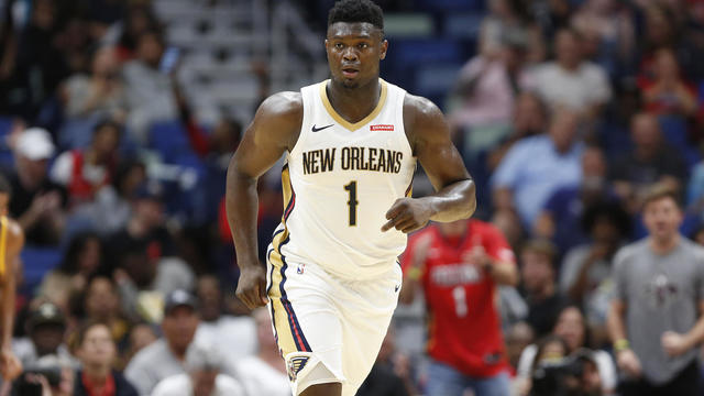 Jazz Pelicans Basketball