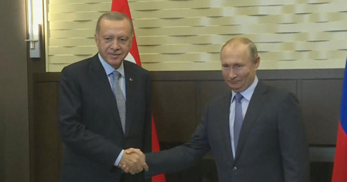 Deal between Turkey and Russia puts offensive in Syria on hold
