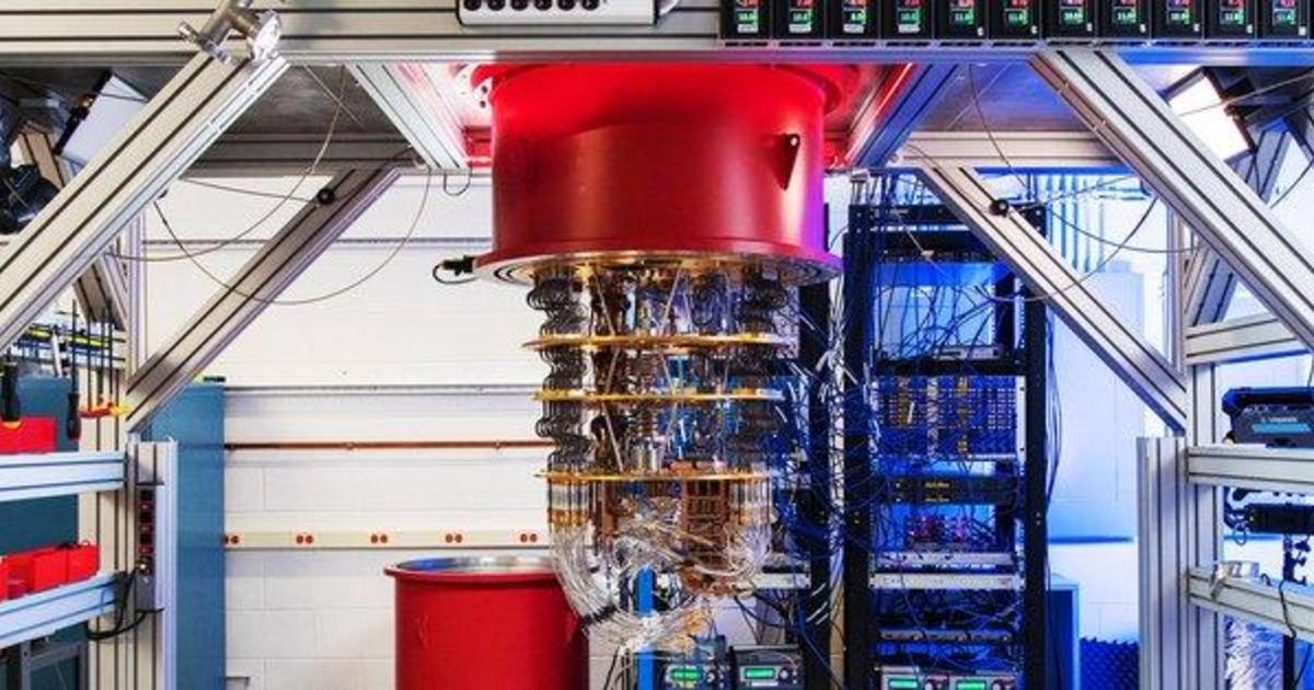 Google says quantum computer completed 10,000-year task in 3 minutes, 20 seconds