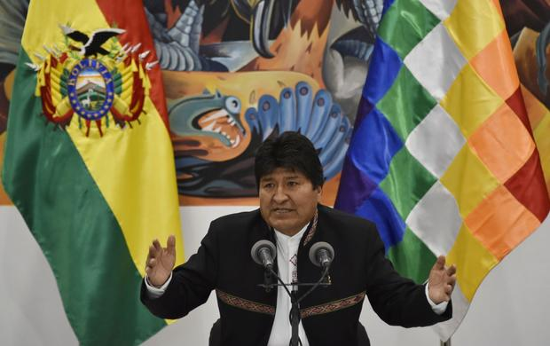 BOLIVIA-ELECTIONS-RESULTS-PROTEST-MORALES
