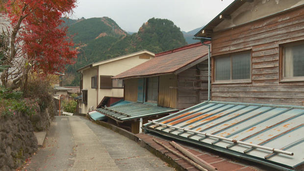 One shrinking Japanese town's plan: Give away houses for free