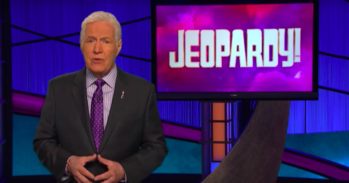 Jeopardy Host Alex Trebek Says He Has No Plans To Leave In