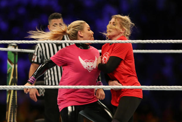 WWE Crown Jewel - Natalya v Lacey Evans