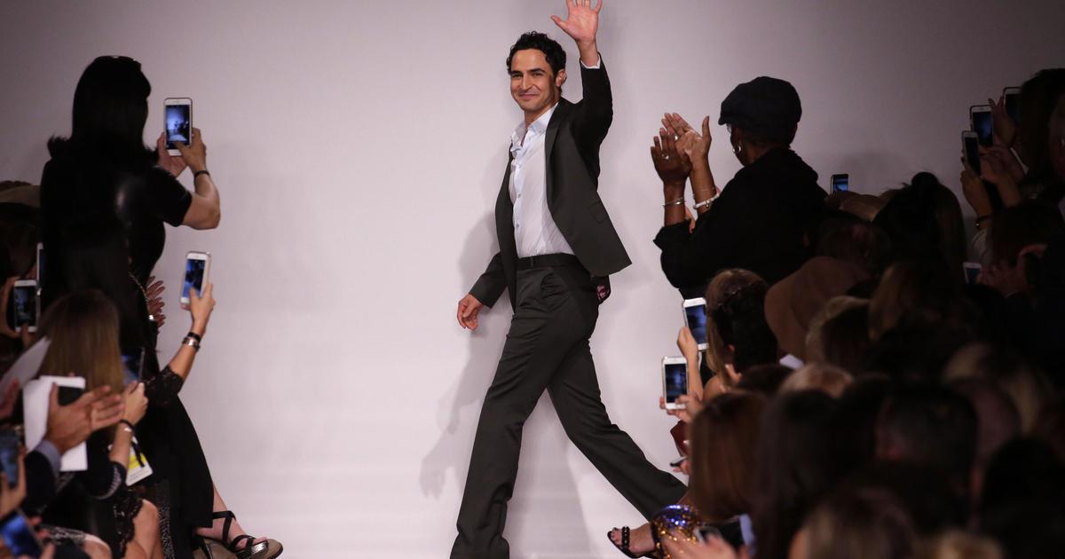 Fashion designer Zac Posen suddenly shuts down namesake label