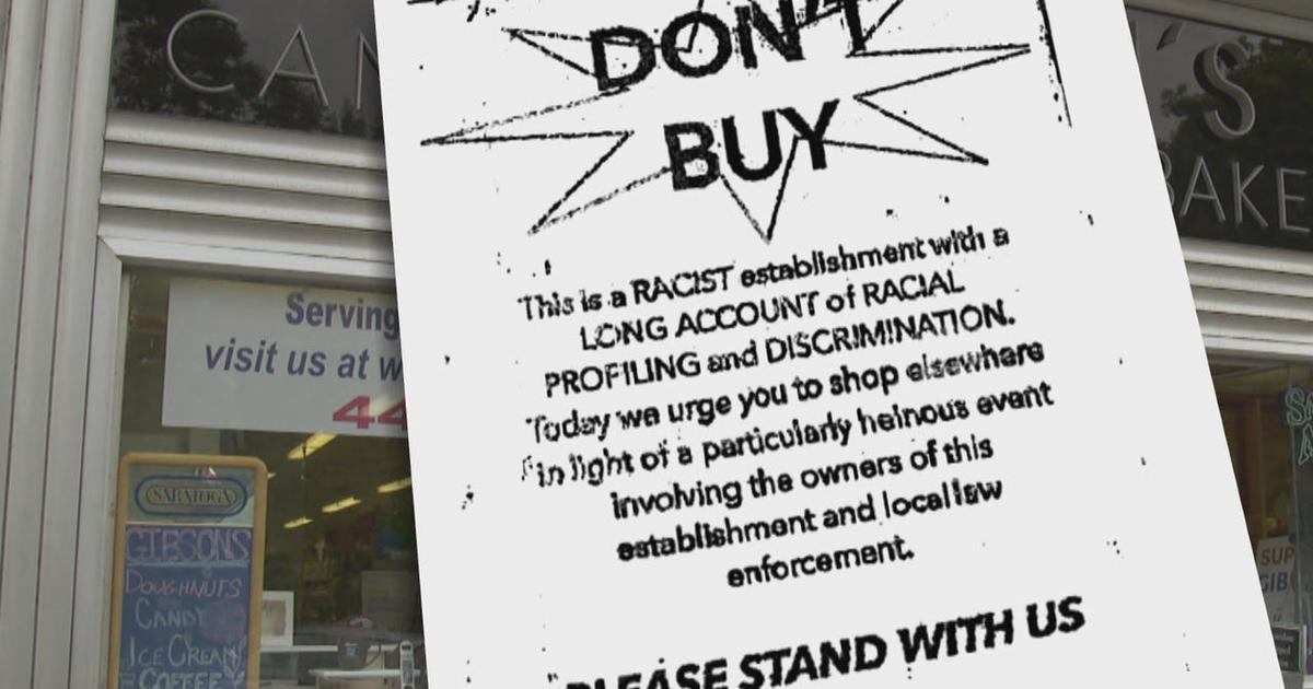 A protest against racism, and a $31.5 million defamation award