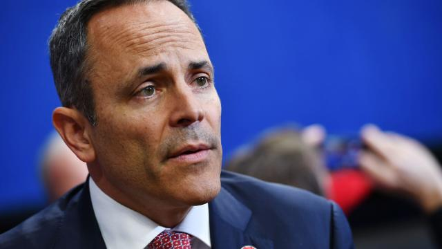 US-POLITICS-BEVIN