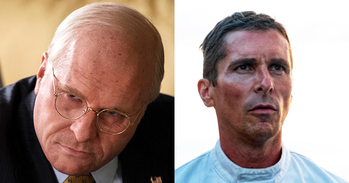 Ford V Ferrari Star Christian Bale Is Done With Dramatic Weight Fluctuations For Movie Roles Cbs News