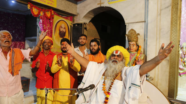 India Temple Dispute