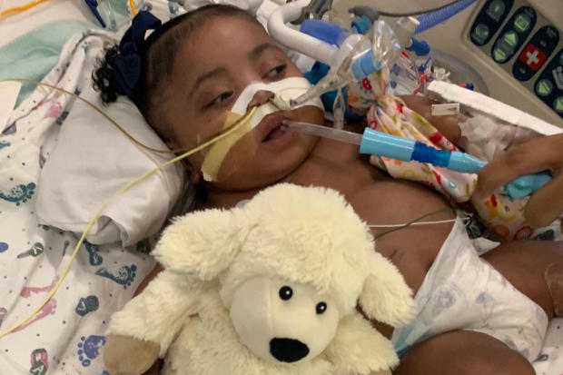"Hospital's plan to take 9-month-old girl off life support puts spotlight on Texas' ""10-day rule"""