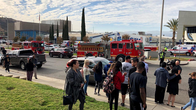 California High School Shooting