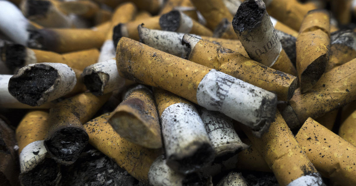 Cigarette smoking among adults hits all-time low in United States